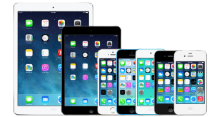 IOS Consumer Grade Devices for the Product Index